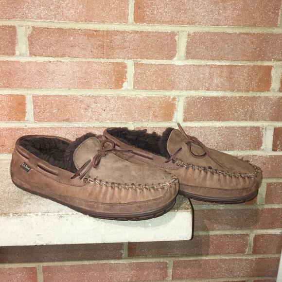 20c34555f79 Cabelas Men's Brown suede & shearling size 8W Warm